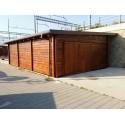 Garage in Legno cm. 600x400