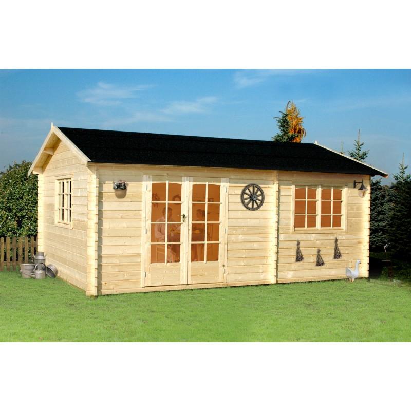 Casetta legno ricovero attrezzi casetta giardino - Ikea casette da giardino ...