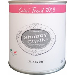 Shabby Chalk ml250 Fuxia