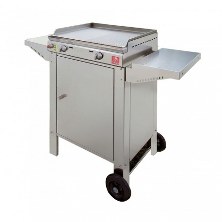 Carrello Chiuso per Barbecue Planet Chef E Moma 55e80
